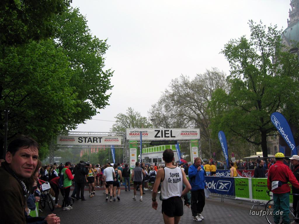 Hannover Marathon 2004 - 1