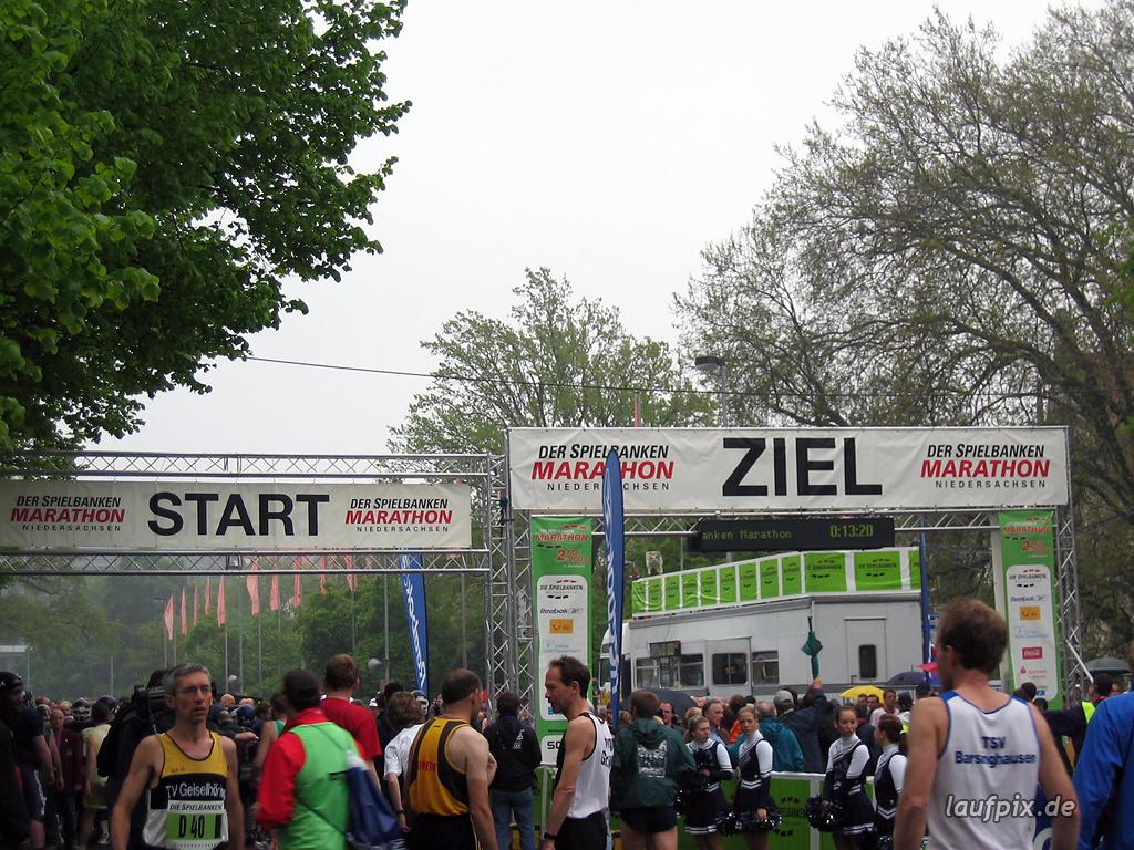 Hannover Marathon 2004 - 2