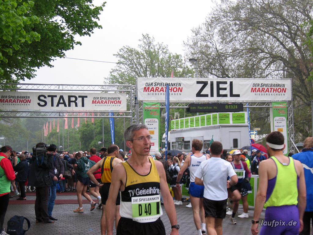 Hannover Marathon 2004 - 3