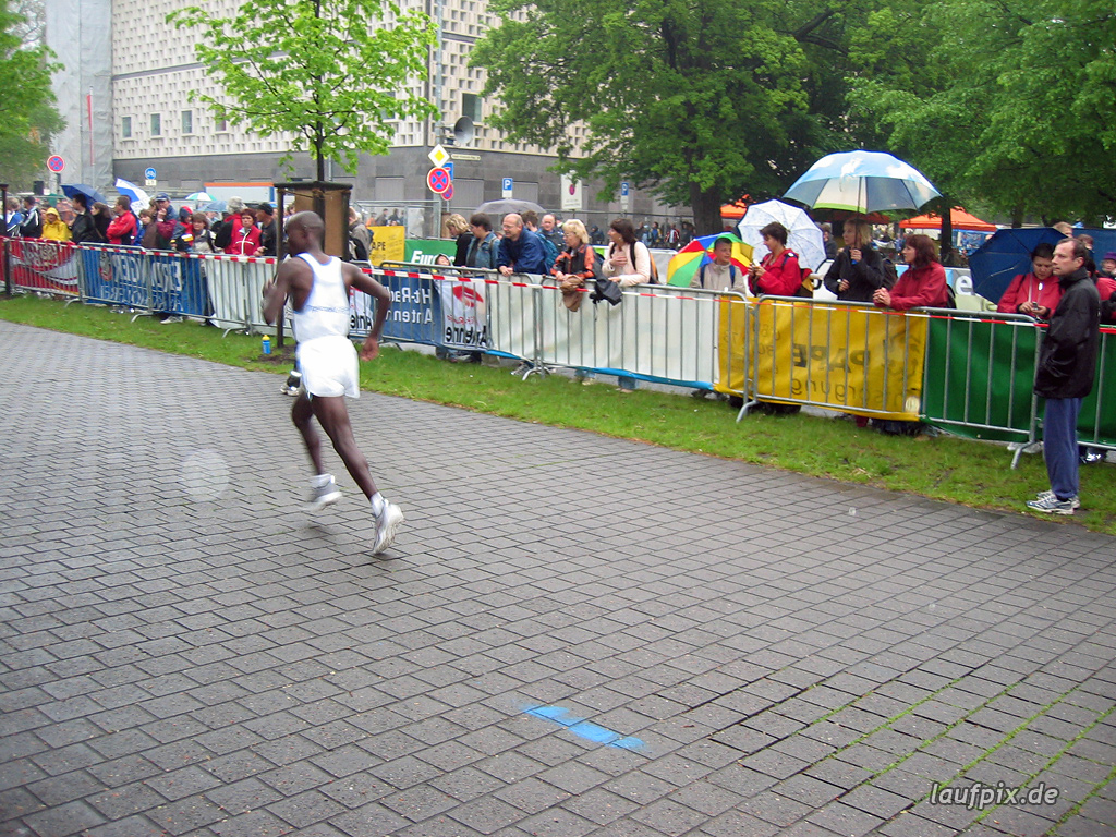 Hannover Marathon 2004 - 4