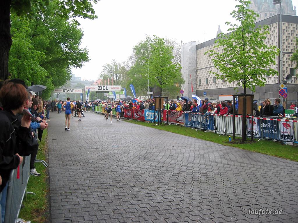 Hannover Marathon 2004 - 7