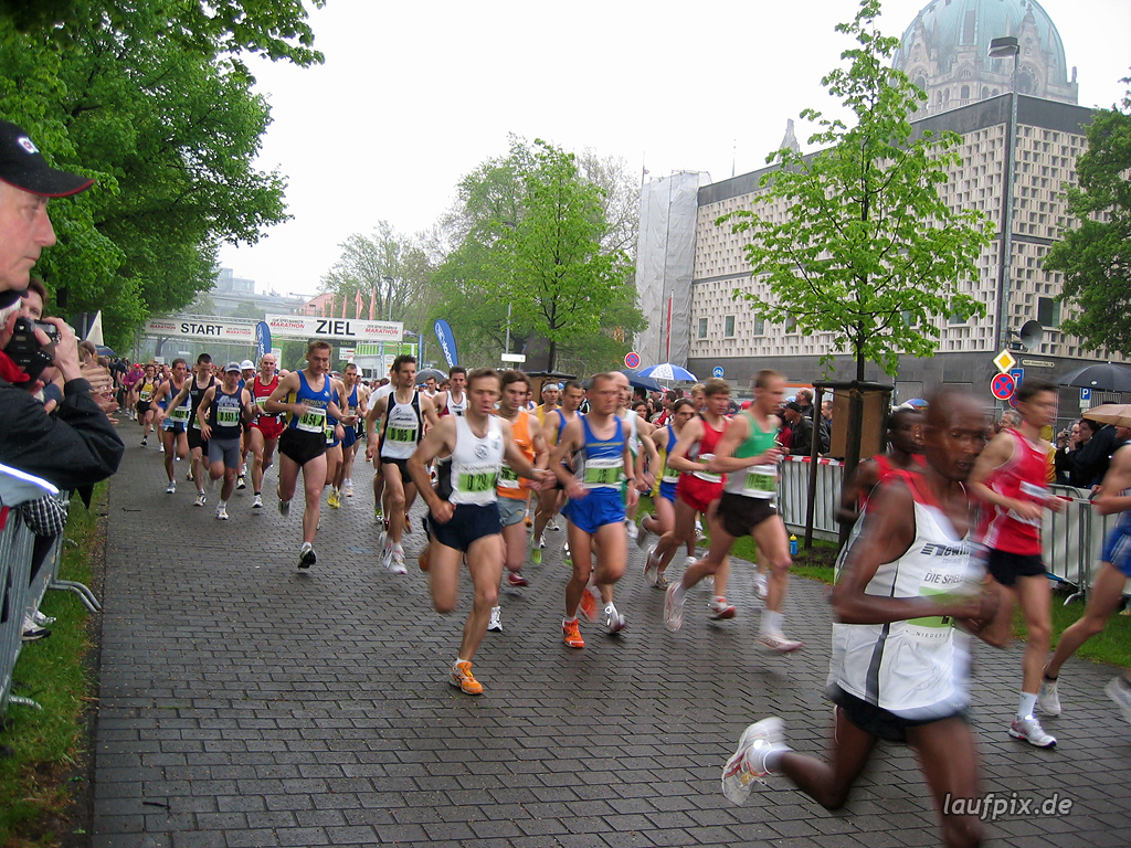 Hannover Marathon 2004 - 10