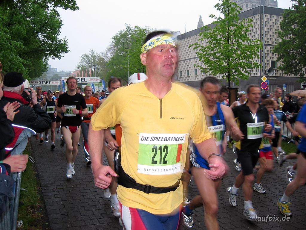 Hannover Marathon 2004 - 13