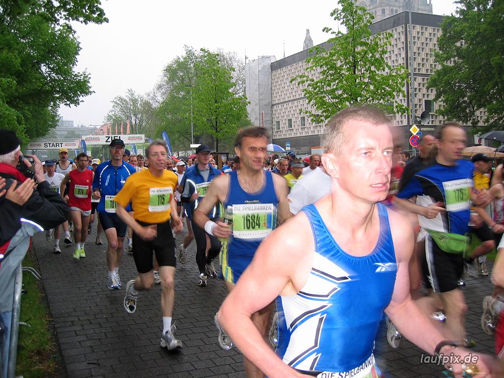 Hannover Marathon 2004 - 14