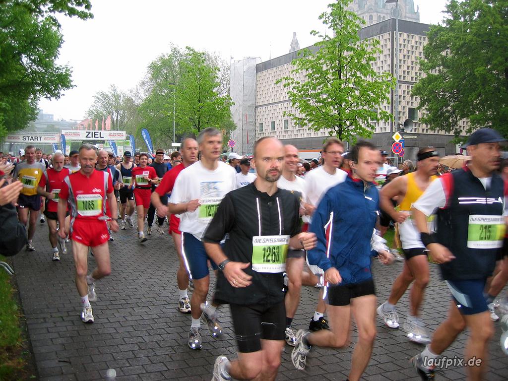 Hannover Marathon 2004 - 16