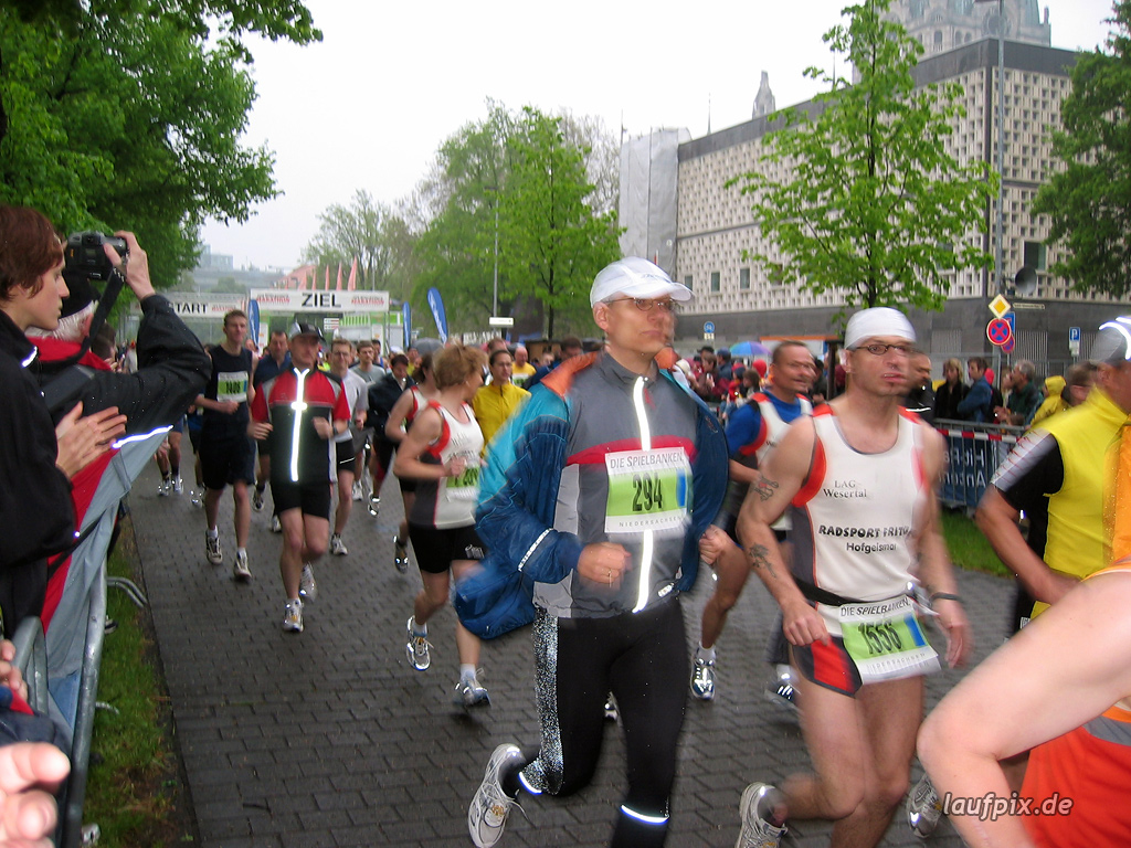 Hannover Marathon 2004 - 18