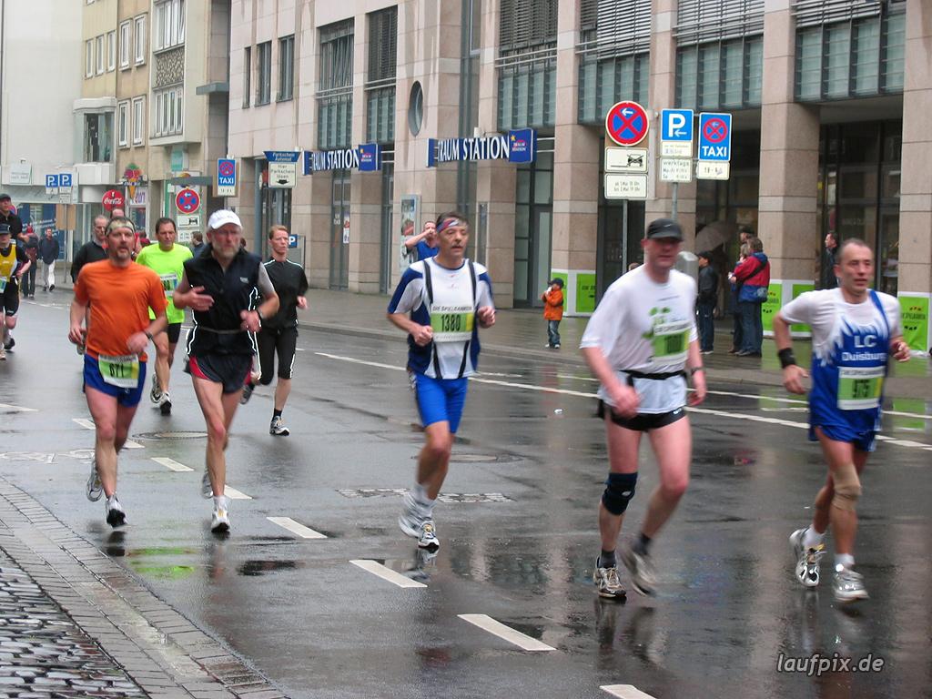 Hannover Marathon 2004 - 23