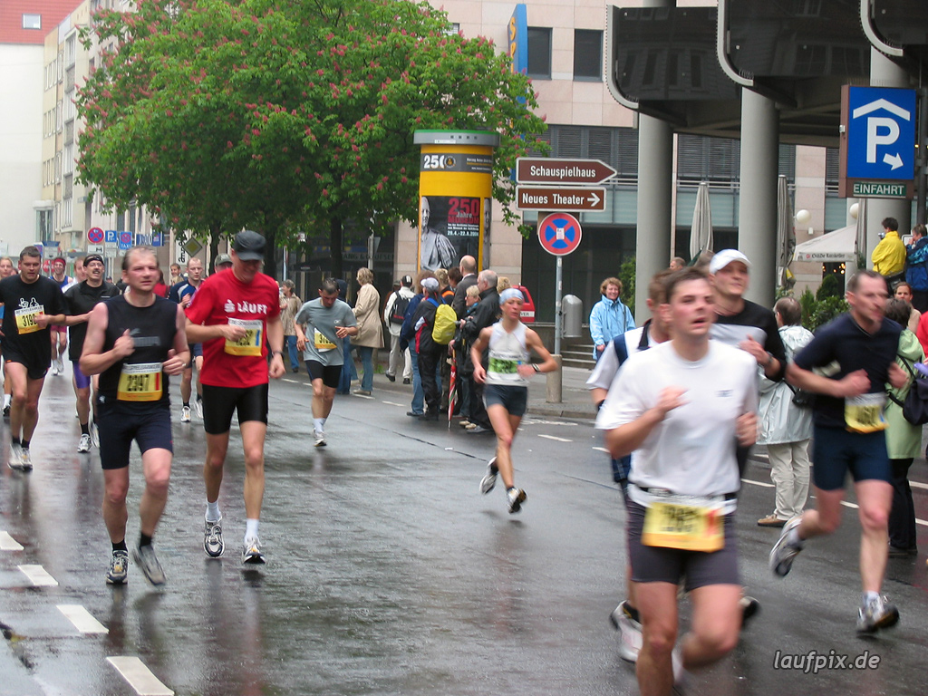 Hannover Marathon 2004 - 49