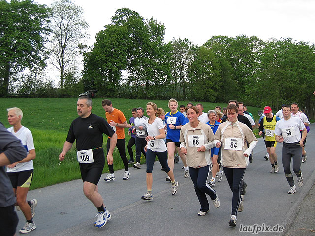Bibertal-Lauf Rüthen 2004 - 5
