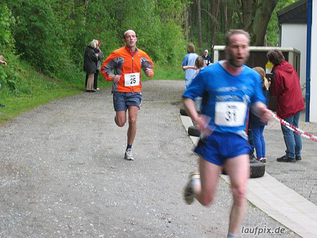 Bibertal-Lauf Rüthen 2004 - 16