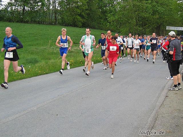 Bibertal-Lauf Rüthen 2004 - 1