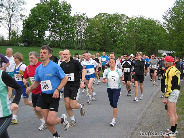 Bibertal-Lauf Rüthen 2004 - 3
