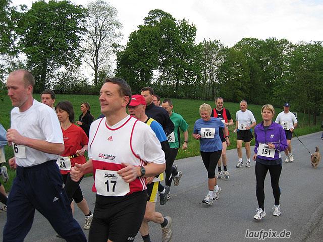 Bibertal-Lauf Rüthen 2004 - 6
