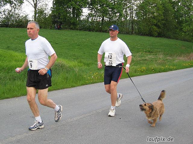 Bibertal-Lauf Rüthen 2004 - 7