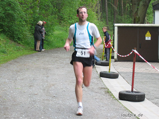Bibertal-Lauf Rüthen 2004 - 9