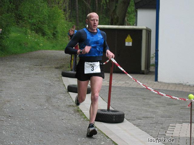 Bibertal-Lauf Rüthen 2004 - 10