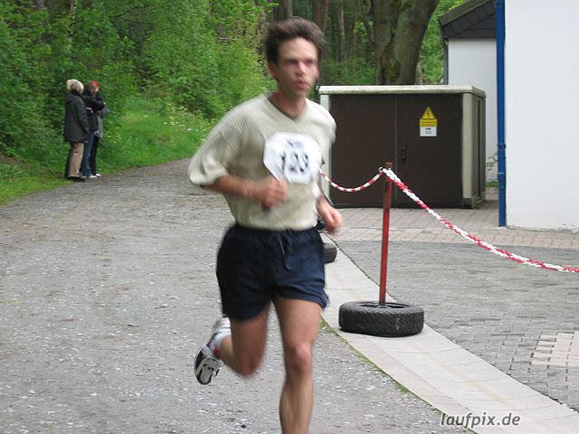 Bibertal-Lauf Rüthen 2004 - 13