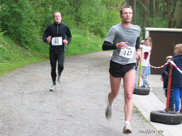 Bibertal-Lauf Rüthen 2004 - 18