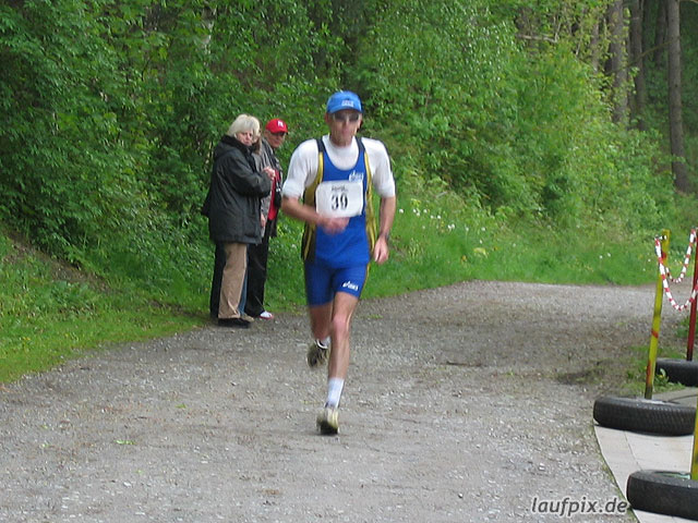 Bibertal-Lauf Rüthen 2004