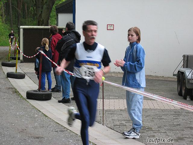 Bibertal-Lauf Rüthen 2004 - 23