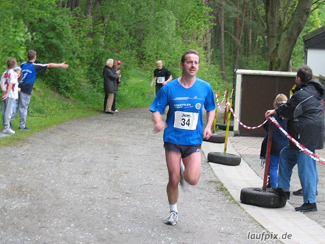 Bibertal-Lauf Rüthen 2004 - 27