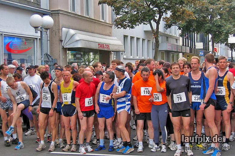 Altstadtlauf Lippstadt 2004 - 2