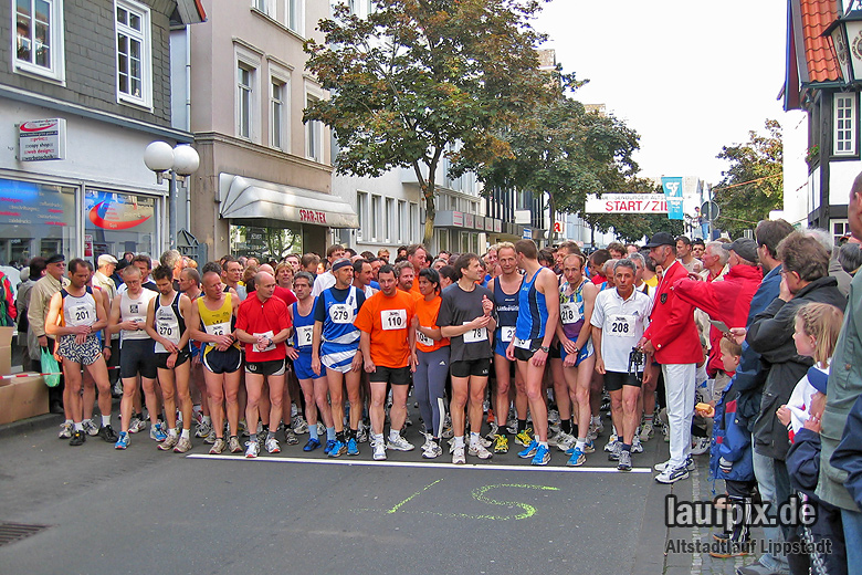 Altstadtlauf Lippstadt 2004 - 5