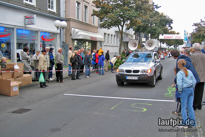 Altstadtlauf Lippstadt 2004 - 11
