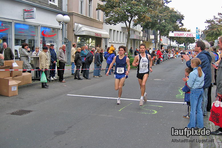 Altstadtlauf Lippstadt 2004 - 12
