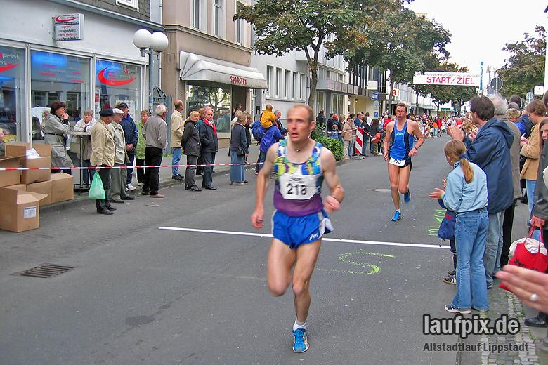 Altstadtlauf Lippstadt 2004 - 14