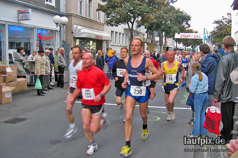 Altstadtlauf Lippstadt 2004 - 16