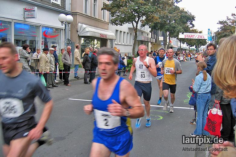 Altstadtlauf Lippstadt 2004 - 17