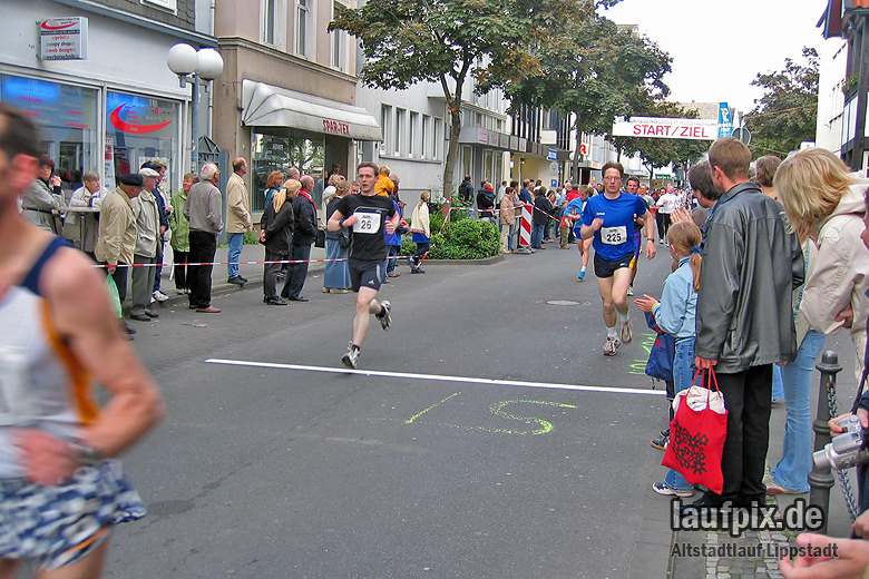 Altstadtlauf Lippstadt 2004 - 21