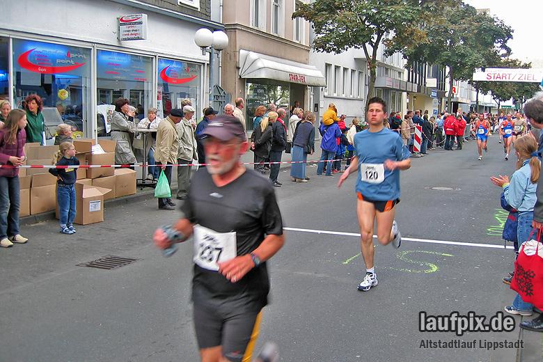 Altstadtlauf Lippstadt 2004 - 26