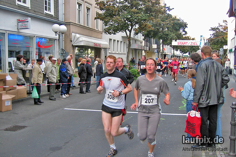 Altstadtlauf Lippstadt 2004 - 36