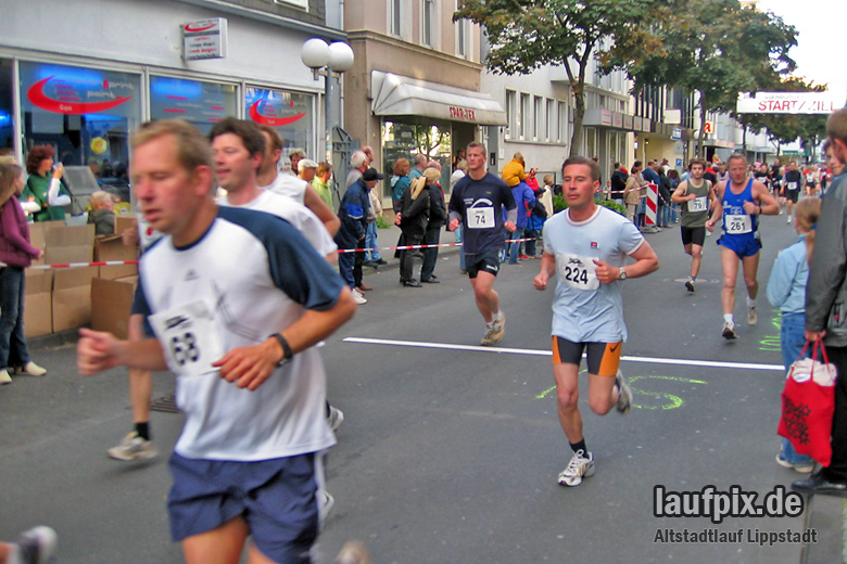 Altstadtlauf Lippstadt 2004 - 38