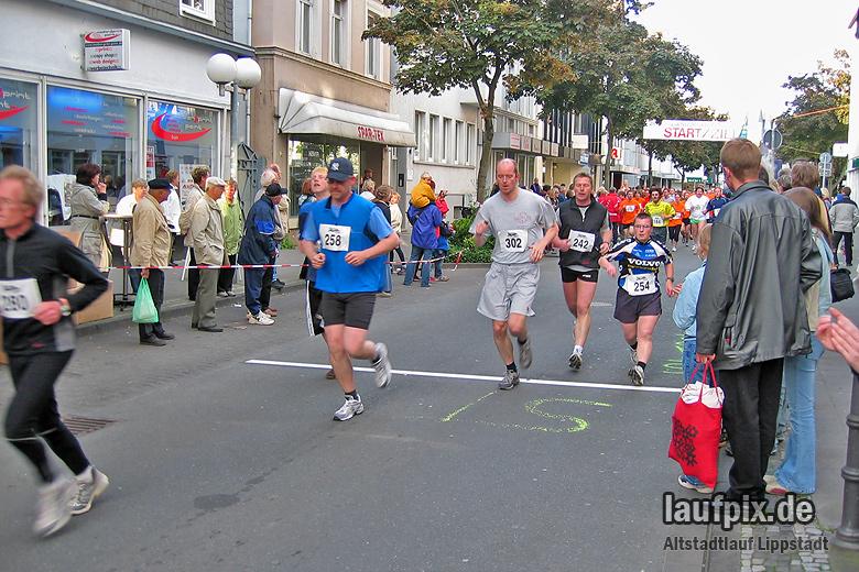 Altstadtlauf Lippstadt 2004 - 44
