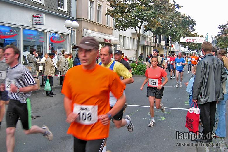 Altstadtlauf Lippstadt 2004 - 46