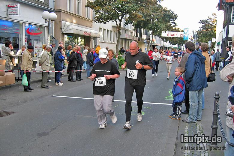 Altstadtlauf Lippstadt 2004 - 58
