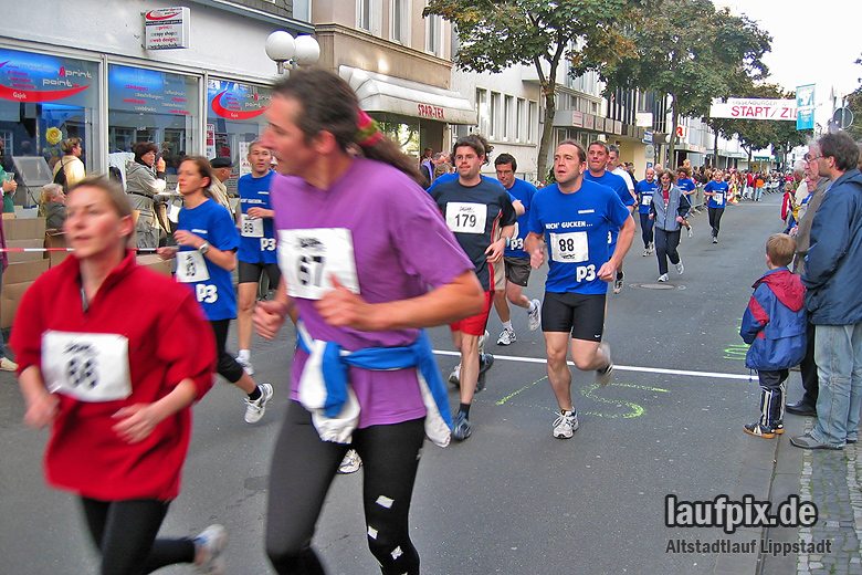 Altstadtlauf Lippstadt 2004 - 62