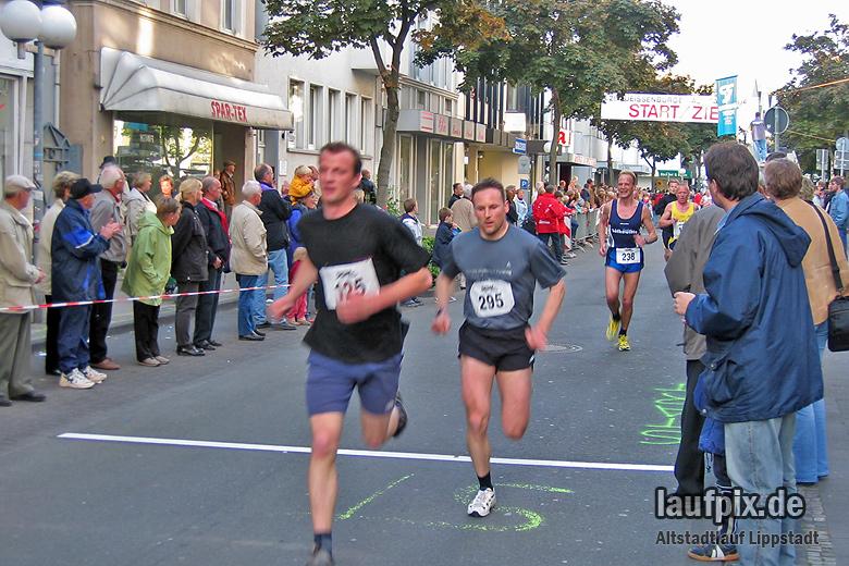 Altstadtlauf Lippstadt 2004 - 71