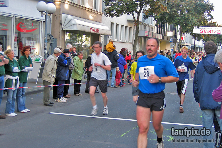 Altstadtlauf Lippstadt 2004 - 112