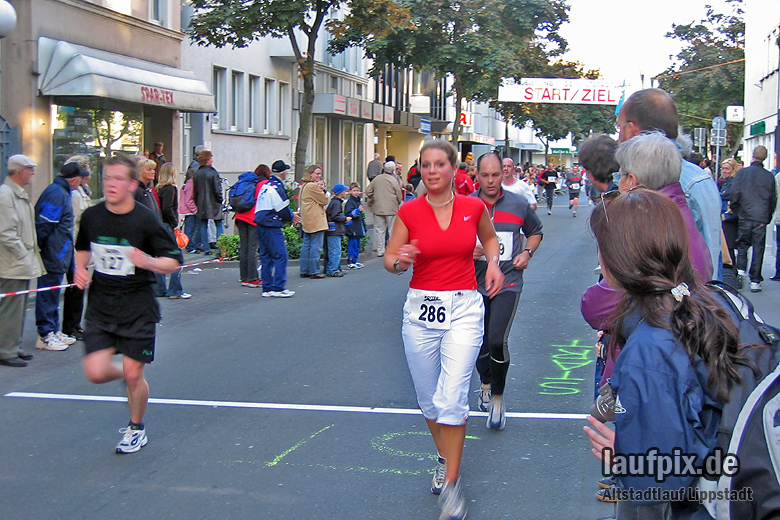 Altstadtlauf Lippstadt 2004 - 170