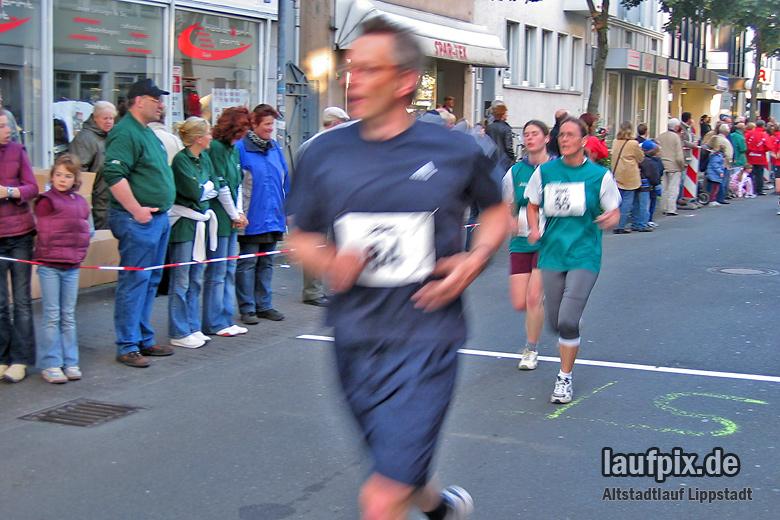 Altstadtlauf Lippstadt 2004 - 196