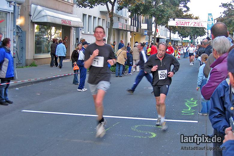 Altstadtlauf Lippstadt 2004 - 244