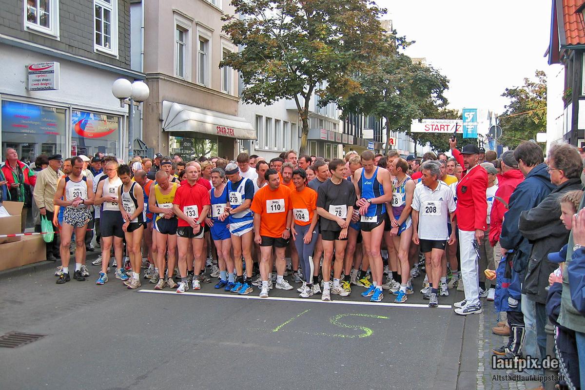 Altstadtlauf Lippstadt 2004 Foto (1)