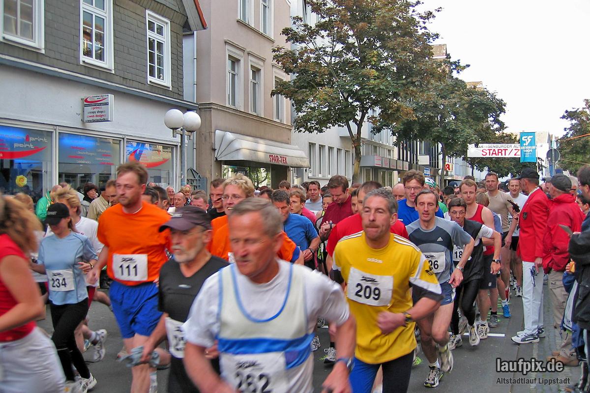 Altstadtlauf Lippstadt 2004 - 8