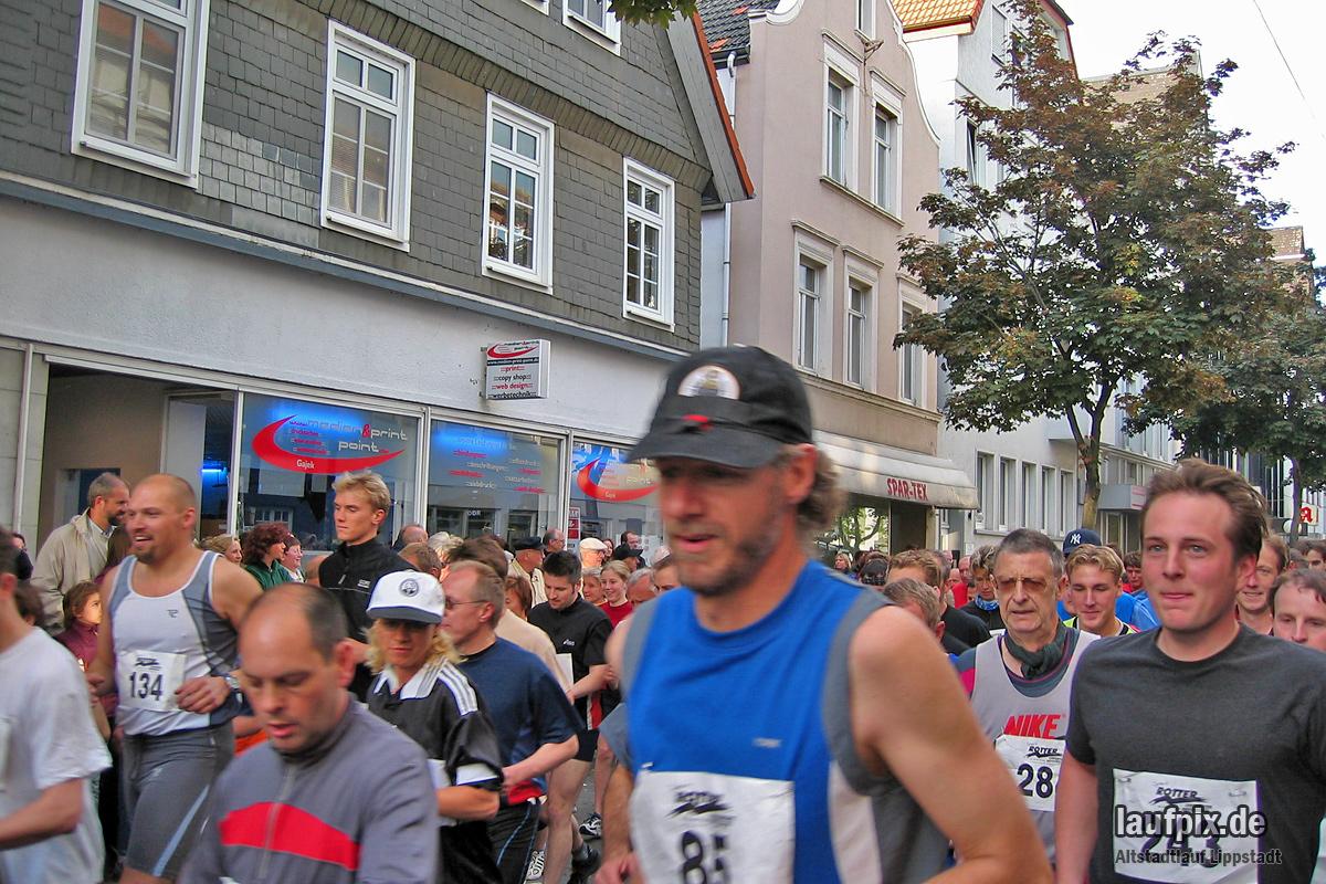 Altstadtlauf Lippstadt 2004 Foto (9)