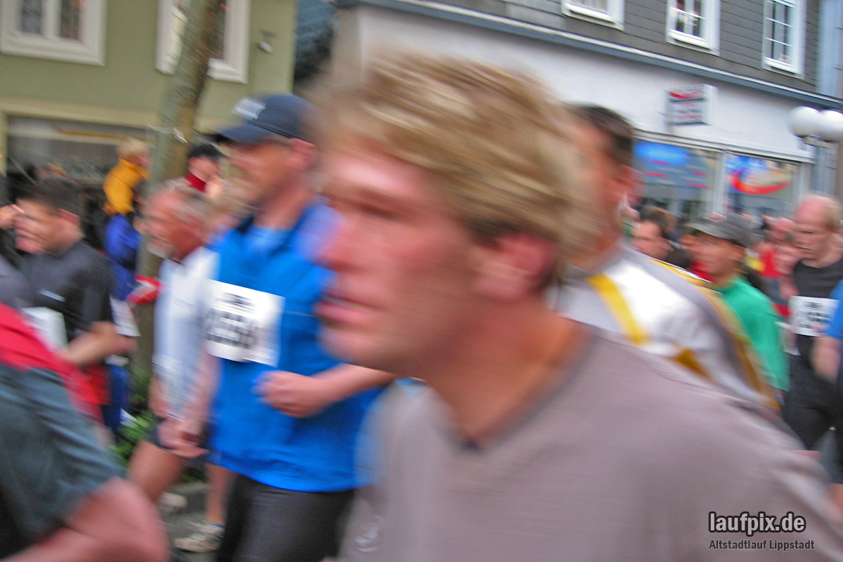 Altstadtlauf Lippstadt 2004 Foto (10)