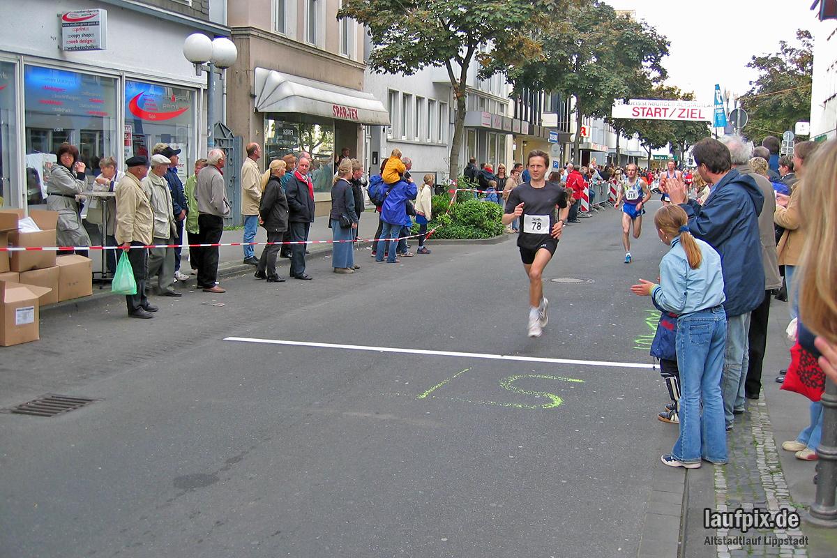 Altstadtlauf Lippstadt 2004 Foto (13)